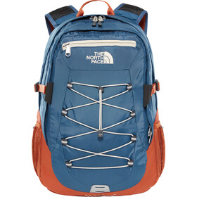 9a6b64dcac55 The North Face Borealis Classic Backpack Shady Blue Gingerbread Brown